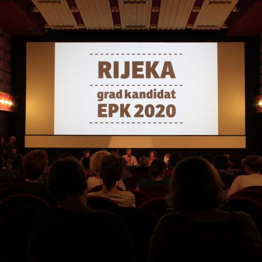 Javna tribina o konceptu riječke kandidture za EPK: Voda, luka, manjine i rad