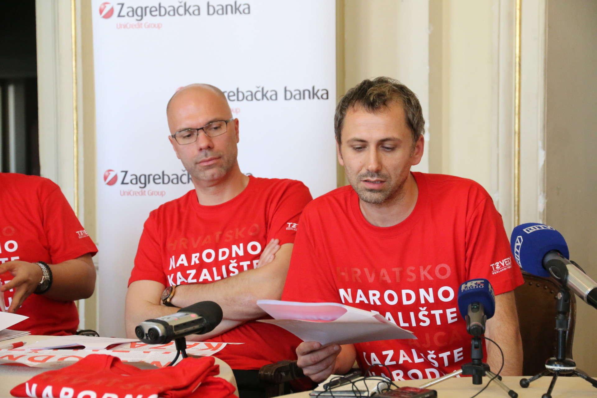 Predstavljena kazališna sezona HNK Ivana pl. Zajca 2014. 2015