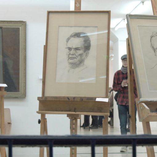 Izložba o Titu otvorila pitanja o kultu ličnosti i umjetnosti u službi ideologije